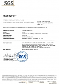 Calcium_Carbonate-RoHS&PAHs-SGS_Test_Report